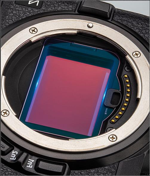 Kase Nikon Z相機內置濾鏡Clip-In Filter ND 3 Stops / ND8