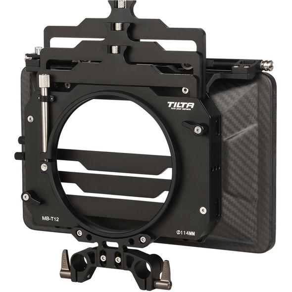 Tilta 鐵頭 MB-T12 4x5.65 Carbon Fiber Matte Box (CLAMP-ON)
