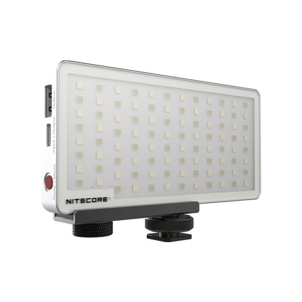 Nitecore SCL10 2-in-1 Smart Camera Light & Power Bank