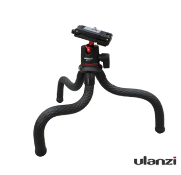 Ulanzi MT-11 Multi-functional Octopus Tripod 多功能八爪魚三腳架