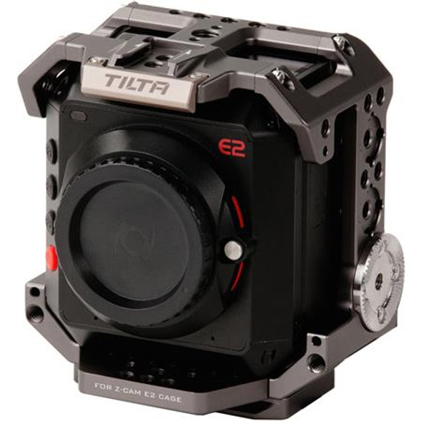 Tilta 鐵頭 TA-T05-FCC-G Full Camera Cage for Z-CAM E2-S6/F6 Tilta Grey