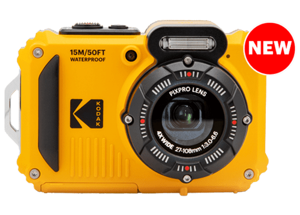 Kodak PIXPRO WPZ2 Digital Camera 防水數碼相機
