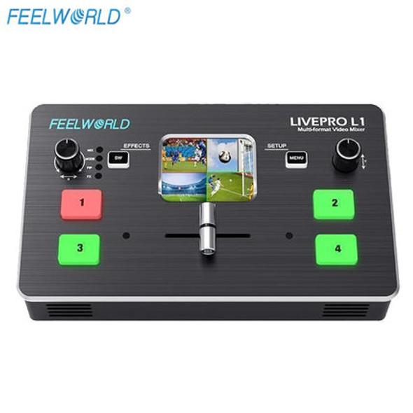 Feelworld Livepro L1 Multi Format Video Mixer 直播切換台