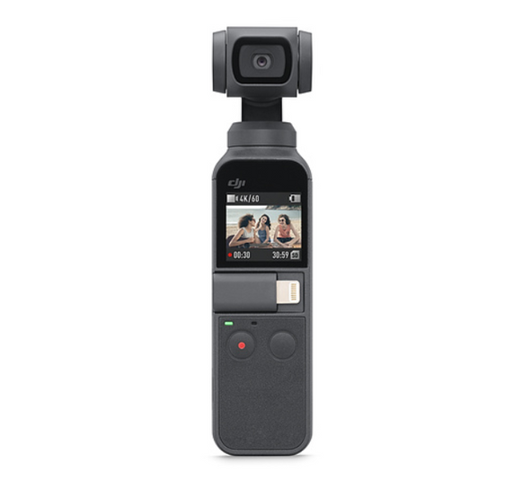DJI Osmo Pocket Stabilized Camera 4K雲台相機