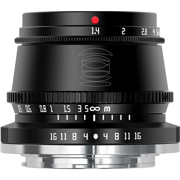 銘匠 TTartisan 35mm F1.4 Eos M Mount 鏡頭