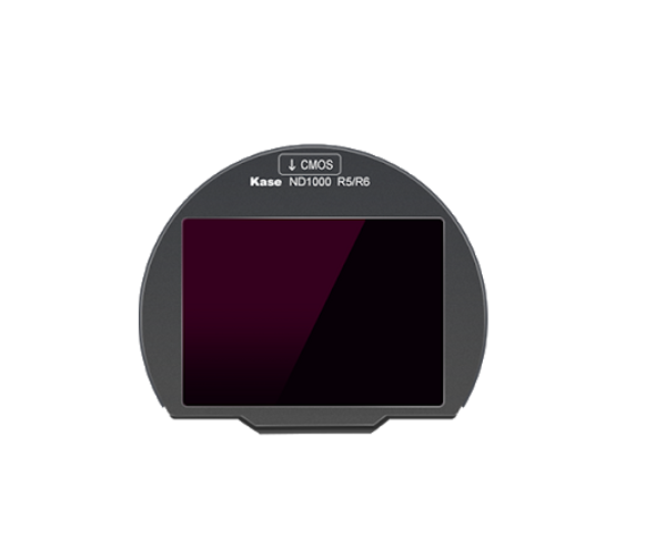 Kase Canon R5/R6 相機內置濾鏡Clip-In Filter ND 10 Stops / ND1000