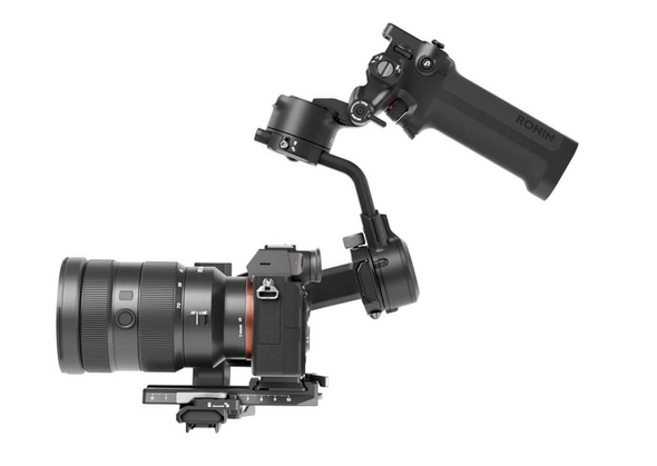 DJI RSC 2 Pro Combo 可折疊相機穩定器套裝