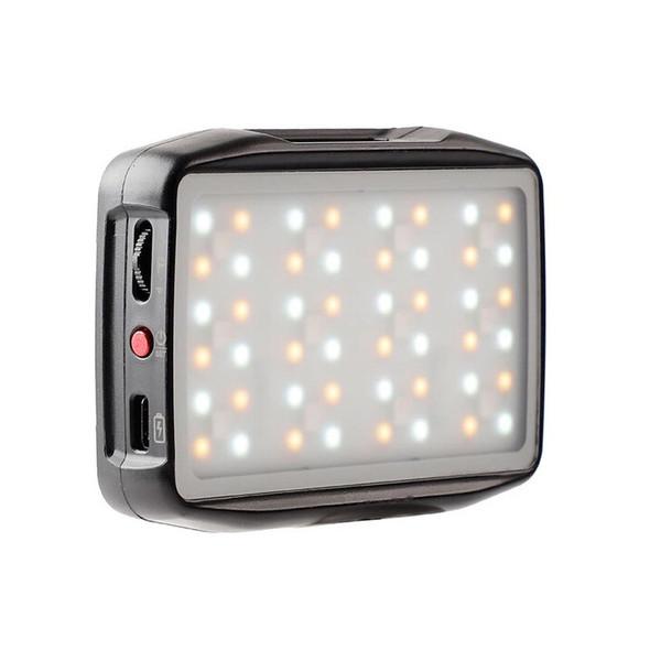 Falconeyes 銳鷹 PockeLite F7 Mini RGB LED + Diffuser + Grid