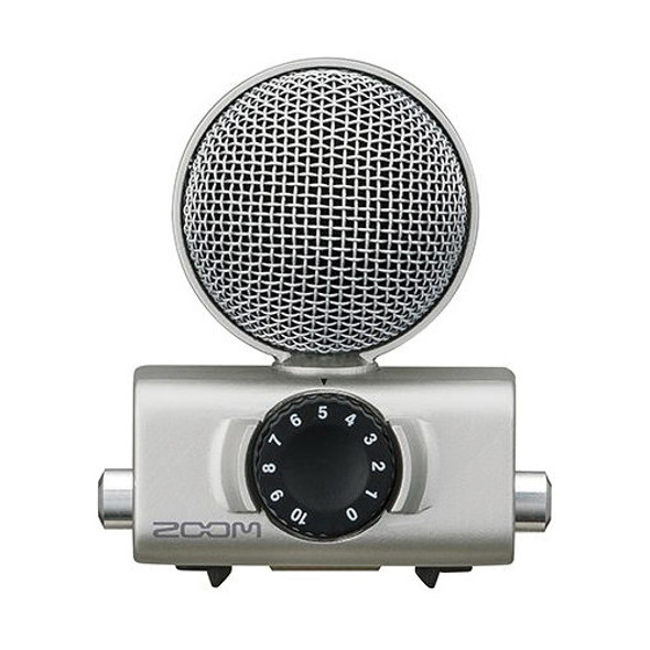 Zoom MSH-6 Mid-Side Stereo Mic Capsule for H5 H6 Q8