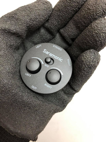 SARAMONIC AX1 Audio Mixer and Adapter