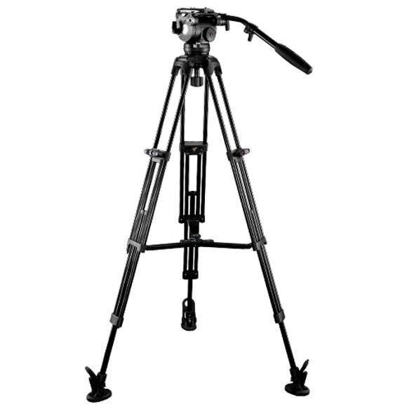 E-IMAGE EG08A2 攝錄腳架 GH08+GA752