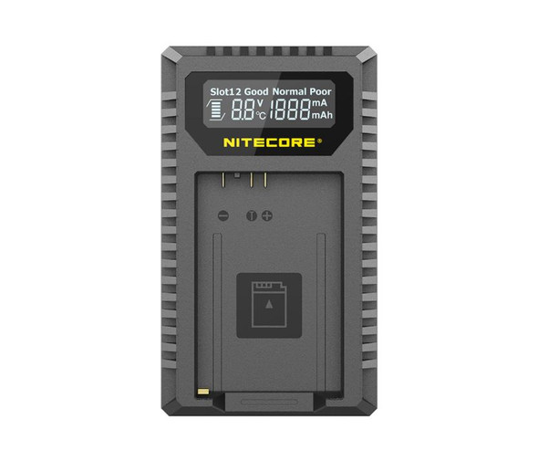 Nitecore UCN5 for Canon LP-E17 USB 雙位電池充電座