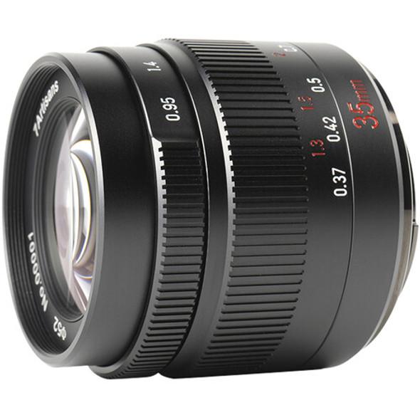 七工匠 7artisans 35mm f/0.95 Sony E Mount 鏡頭