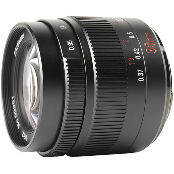 七工匠 7artisans 35mm f/0.95 Nikon Z Mount 鏡頭