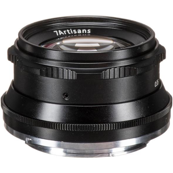 七工匠 7artisans 35mm f/1.2 Nikon Z Mount 鏡頭