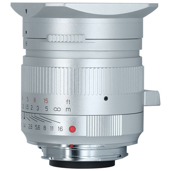 銘匠 TTartisan 35mm F1.4 LM 鏡頭 Silver 銀色