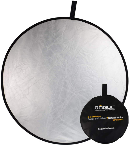 Rogue 110cm 2-in-1 Collapsible Reflector 二合一反光板
