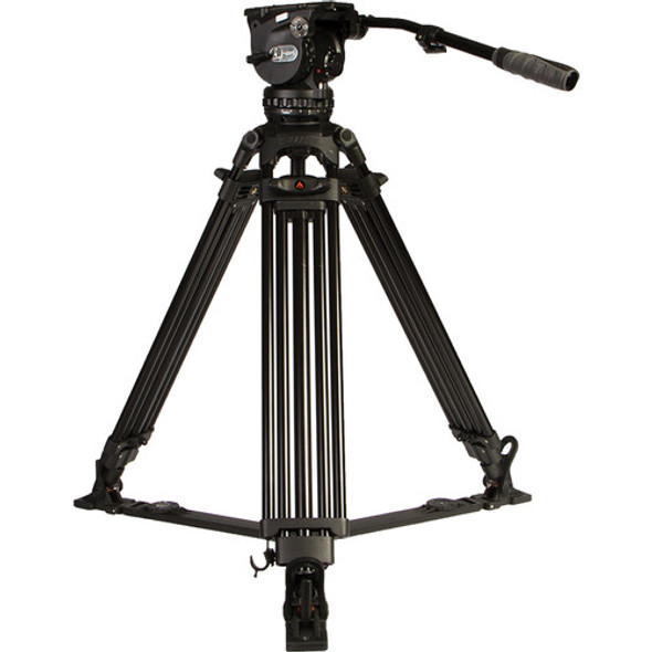 E-Image EG15A2 Two-Stage Aluminum Tripod with GH15 Head GA102+GH15