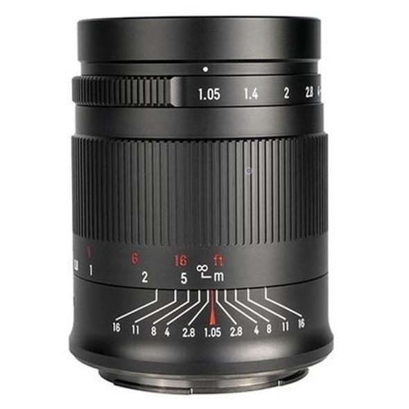 七工匠 7artisans 50mm f/1.05 Nikon Z Mount 鏡頭