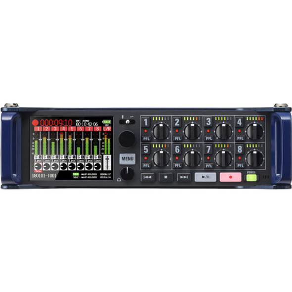 ZOOM F8n Multitrack Field Recorder 多軌錄音機