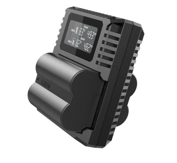Nitecore FX3 Pro Fujifilm NP-W235 USB 雙位電池充電座