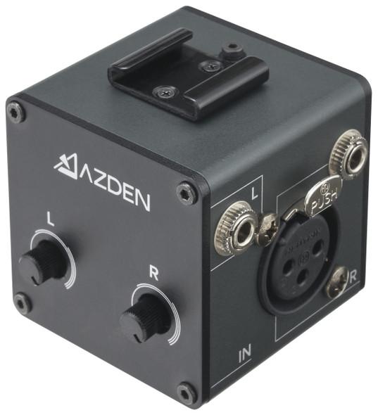 Azden MC-1 Compact Microphone Adapter