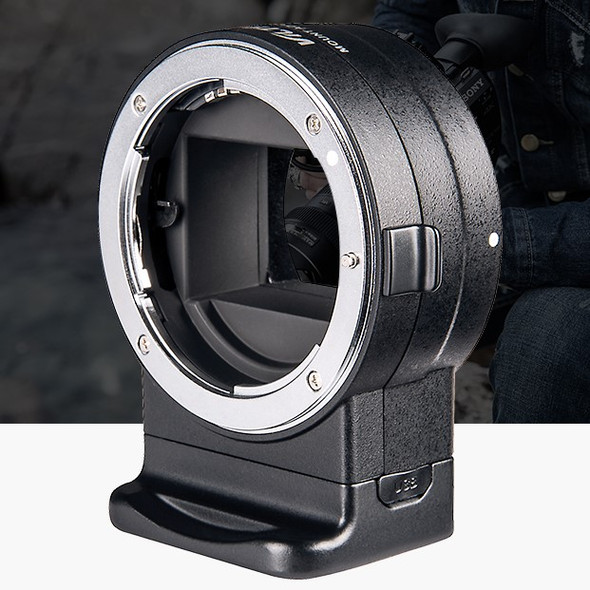 Viltrox NF-E1 自動對焦轉接環 Nikon F鏡頭轉接至Sony相機