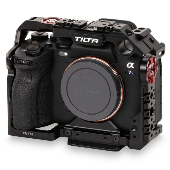 Tilta 鐵頭 TA-T18-FCC-B Full Cage for Sony A7S3 套籠 Black 黑色