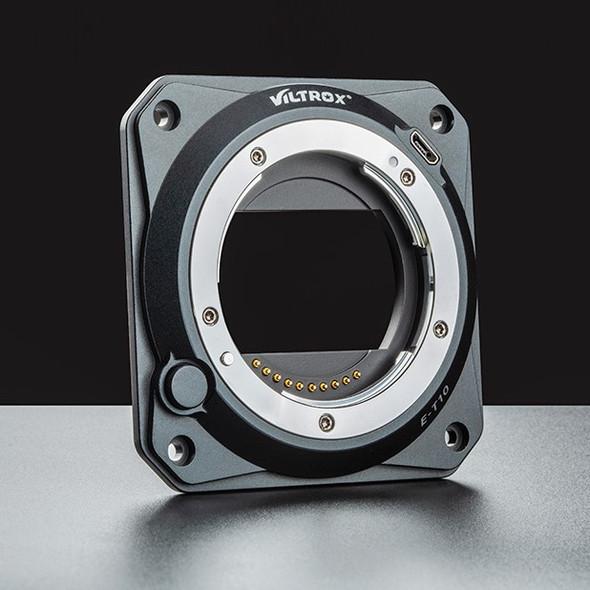 Viltrox E-Z Cam 電子轉接環 (Sony E鏡頭轉Z Cam攝錄機 )