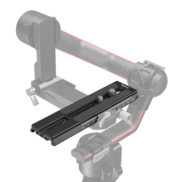 SmallRig Extended Quick Release Plate for DJI RS 2 and Ronin-S Gimbal 3031