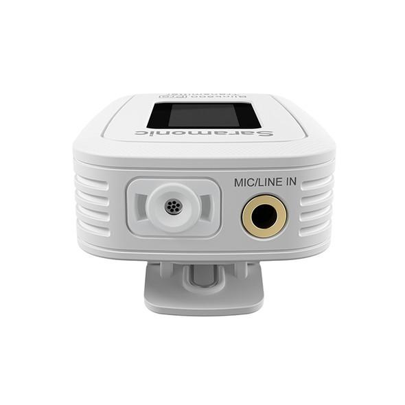 Saramonic Blink500 Pro B2W 2.4Ghz 無線單反領夾咪 White 白色
