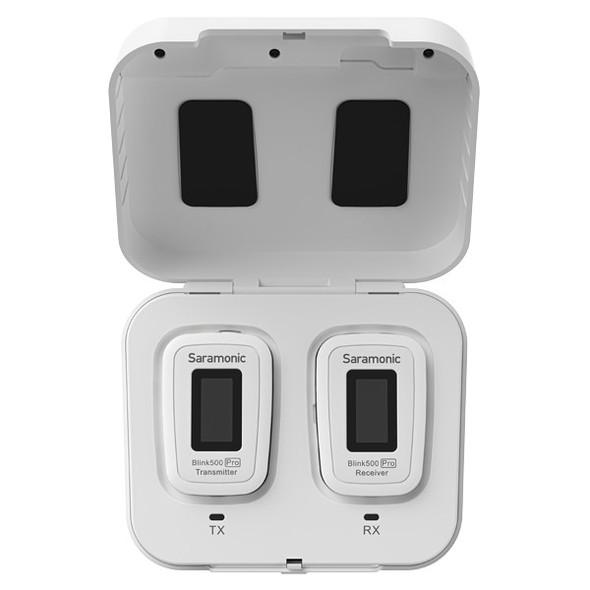 Saramonic Blink500 Pro B1W 2.4Ghz 無線單反領夾咪 White 白色