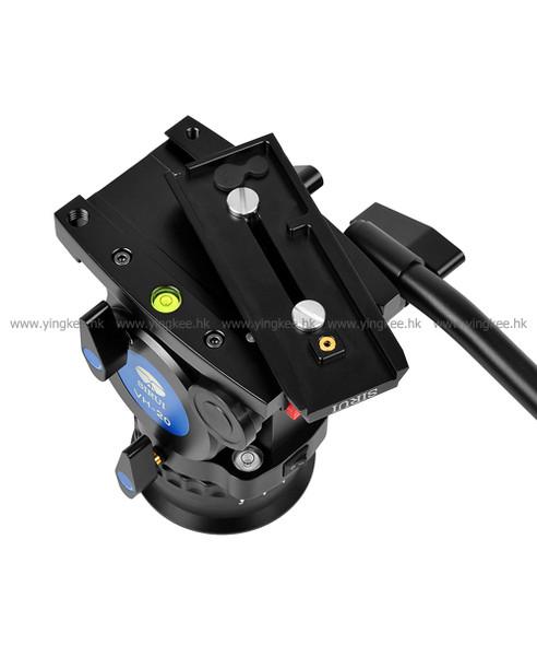 Sirui思銳VH-20專業攝錄液壓三維雲台