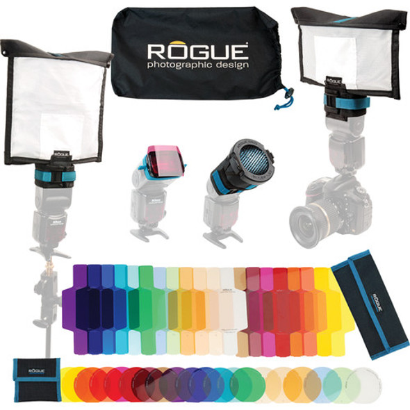 Rogue FlashBender 2 - Portable Lighting Kit 閃光燈柔光板套裝
