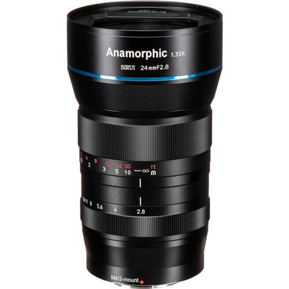 Sirui 24mm F2.8  Anamorphic 1.33x Lens for M Mount 變形電影鏡頭