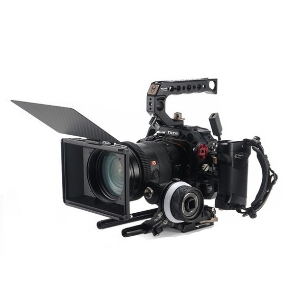 Tilta 鐵頭 TA-T18-F Full Cage Kit F for Sony A7S3 全籠高配版 Tactical Gray 戰術灰色
