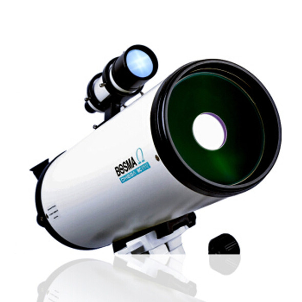 "BOSMA 博冠 OMEGA MC 6"" F/12 天龍 馬卡150/1800 天文望遠鏡連EM-11赤道儀套裝"