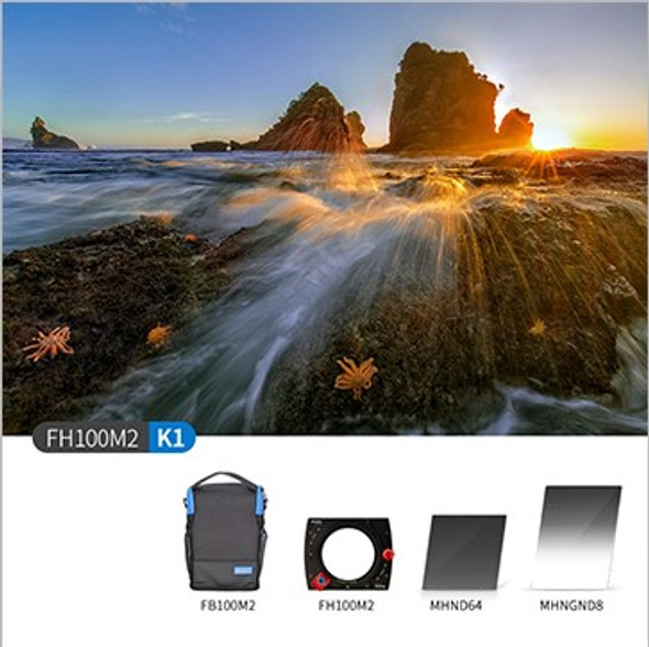Benro 百諾 FH100M2 Filter Holder Kit K1 濾鏡支架套裝