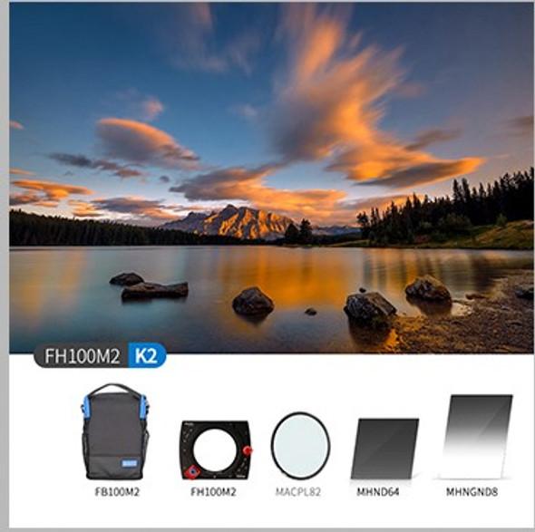 Benro 百諾 FH100M2 Filter Holder Kit K2 濾鏡支架套裝