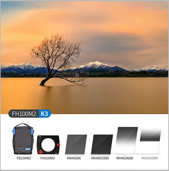 Benro 百諾 FH100M2 Filter Holder Kit K3 濾鏡支架套裝