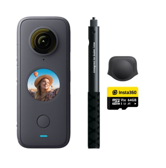 Insta360 ONE X2 Get-Set Kit 運動攝錄機套裝