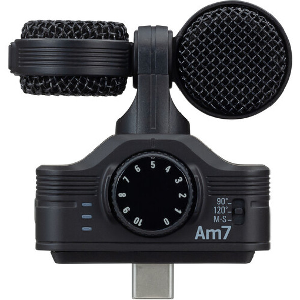 Zoom AM7 Professional Stereo Microphone for Android Type C