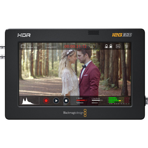 "Blackmagic Design Video Assist 5"" 12G-SDI/HDMI HDR Recording Monitor 攝錄監視器"