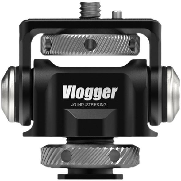 Vlogger SPH-01 Metal Tilt Head for Monitor 齒盤蝸牛雲台