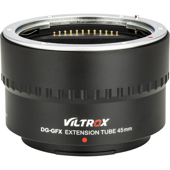 Viltrox DG-GFX 45mm Macro Extension Tube for Fujifilm GFX 自動對焦微距近攝環