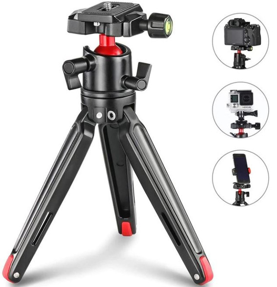 SmallRig Tabletop Mini Tripod with Panoramic Ball Head BUT2287