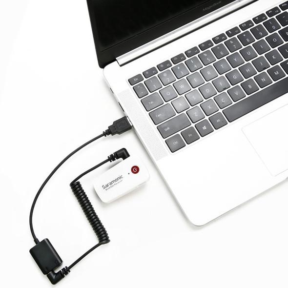 Saramonic EA2L USB Sound Adapter