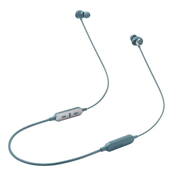 Yamaha EP-E50A Wireless Bluetooth Earphones 無線藍牙運動耳機 Blue 藍色