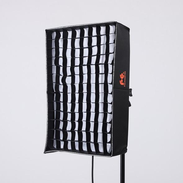 Falconeyes 銳鷹 RX-18TDX(II) 極薄捲幕型雙色LED燈 + SBHC蜂巢柔光箱