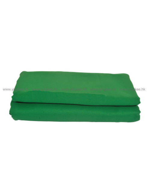 3m x 3m 棉質背景布 綠色 Stinger